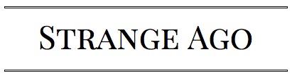 StrangeAgo -